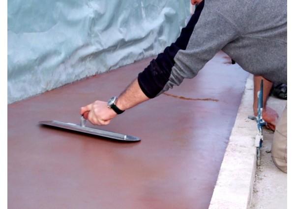 COLORMASS - Colorant en poudre pour ciment